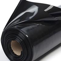 Пленка п/э вторичная черная 200 мкм (р..